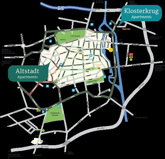 Lueneburgkarte